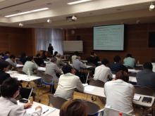 専門工事業団体における研修会